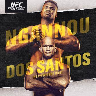 UFC: Francisa Ngannou – Junior dos Santos (GOL.hr)
