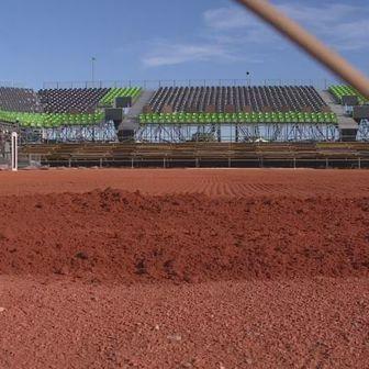 Izgradnja teniskog terena u Zadru - 2