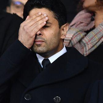 Nasser Al-Khelaifi (Foto: AFP)