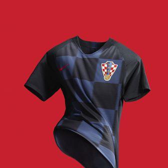 Novi dres hrvatske reprezentacije (Foto: HNS/Nike)