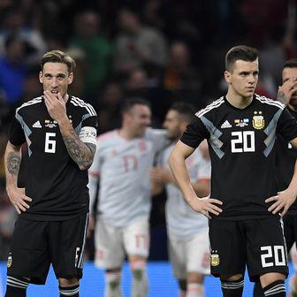 Tuga Argentine (Foto: AFP)