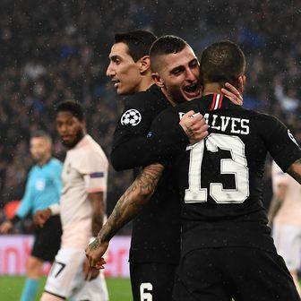 Slavlje igrača PSG-a (Foto: AFP)