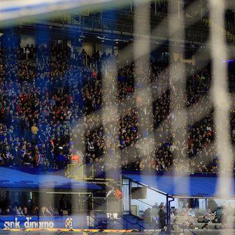 Pun stadion Maksimir (Foto: Slavko Midzor/PIXSELL)