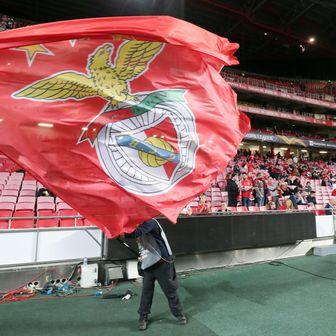Benfica (Foto: Goran Stanzl/PIXSELL)