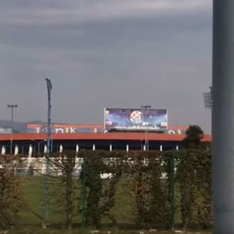 Naljepnica Delija ispred Maksimira (Screenshot)