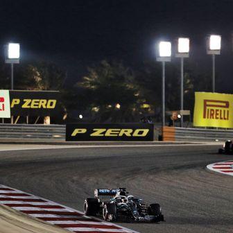 Mercedesov dvojac na VN Bahreina (Foto: James Moy/Press Association/PIXSELL)