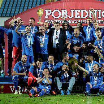 Dinamo osvojio Kup (Foto: Igor Kralj/PIXSELL)