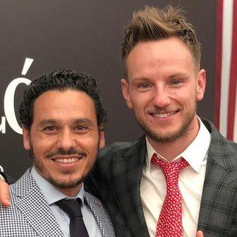 Ivan Rakitić i Jose Maria del Nido (Foto: Mundo Deportivo/Instagram))