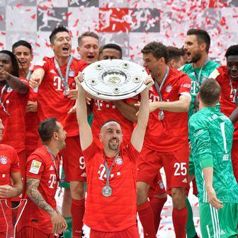 Bayern prvak Njemačke (Foto: AFP)
