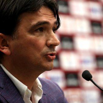 Zlatko Dalić (Foto: Marin Tironi/PIXSELL)