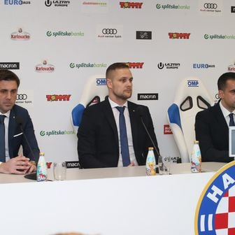 Željko Kopić, Ivan Kos i Mario Branco (Foto: Ivo Čagalj/Pixsell)