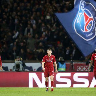 Poraženi igrači Liverpoola (Foto: Adam Davy/Press Association/PIXSELL)