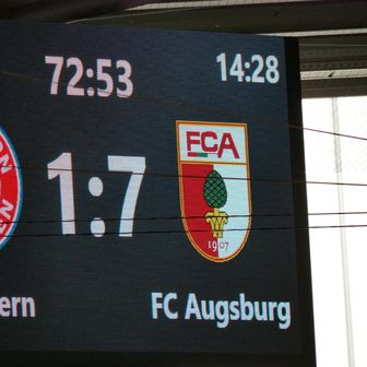 Bayern - Augsburg 1:7 (Foto: GOL.hr)