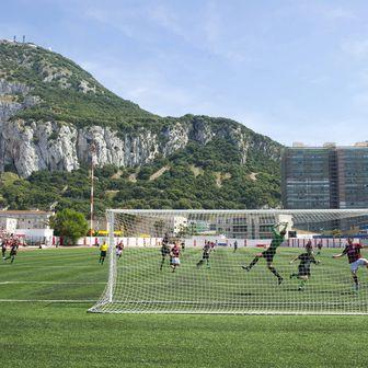 Stadion u Gibraltaru (Foto: AFP)