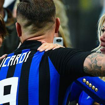 Mauro Icardi i Wanda Nara (Foto: AFP)