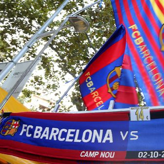 Barcelona - Inter (Foto: Nigel French/Press Association/PIXSELL)