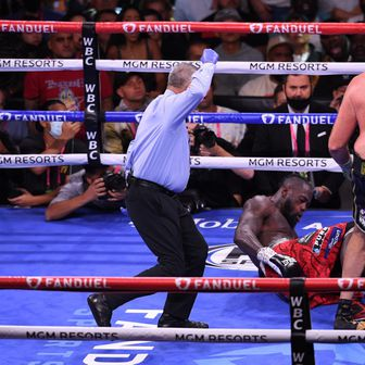 Tyson Fury rušio Deontaya Wildera