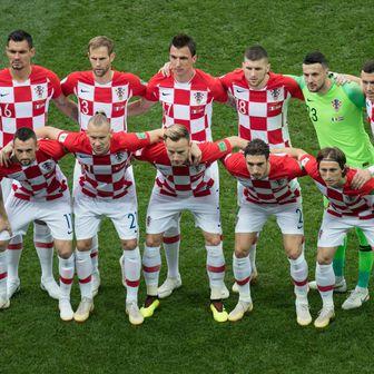 Hrvatska nogometna reprezentacija (Foto: Elmar Kremser/DPA/PIXSELL)