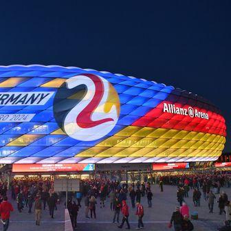 Njemačka kandidatura za Euro 2024. (Foto: Frank Hoermann/DPA/PIXSELL)