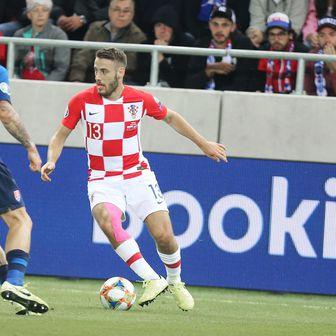 Nikola Vlašić (Foto: Davor Javorovic/PIXSELL)