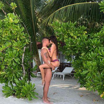 Ciro Immobile i Jessica Melena (Instagram)