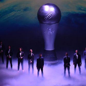 Modrić u idealnoj momčadi 2019. godini (Foto: AFP)