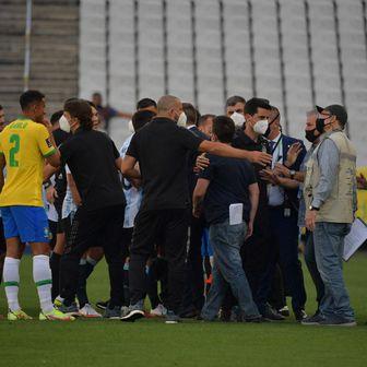 Brazil - Argentina
