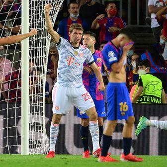 Igrači Bayerna slave pogodak