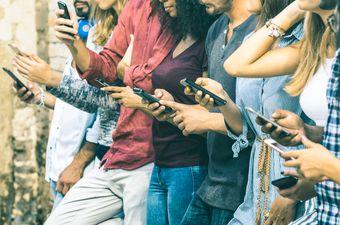 Phones (Foto: Getty)