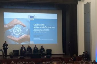 Konferencija o borbi protiv lažnih vijesti u Bruxellesu (Foto: Dnevnik.hr)
