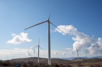 Vjetroelektrane u Dubrovačkom primorju (Foto: Grgo Jelavic/PIXSELL)