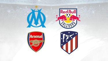 Polufinale Europske lige