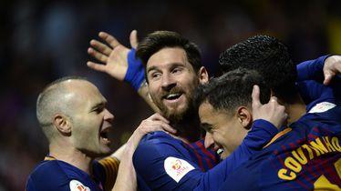Leo Messi sa sinom