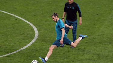 Gareth Bale i Zinedine Zidane
