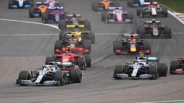 Formula 1, Velika nagrada Kine