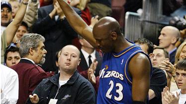 Posljednja utakmica u karijeri Michaela Jordana