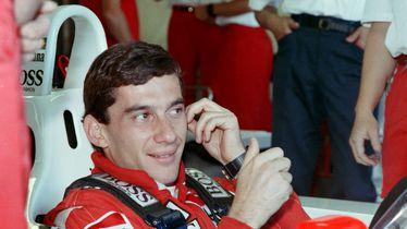 Ayrton Senna (Foto: AFP)