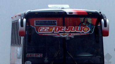 Prometna nesreća u Ekvadoru (Foto: AFP)