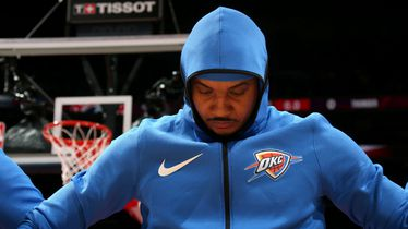 Carmelo Anthony (Foto: AFP)