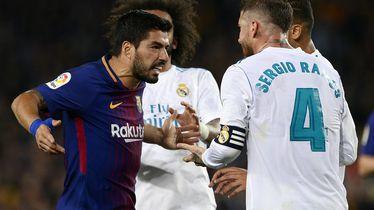 Luis Suarez i Sergio Ramos (Foto: AFP)