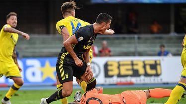 Ronaldo na gostovanju kod Chieva debitirao za Juventus