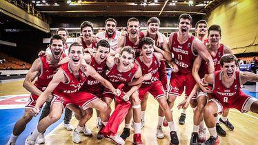 Hrvatska U16 košarkaška reprezentacija