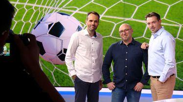 Saša Lugonjić, Željko Vela i Milan Stjelja