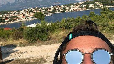 Lando Norris na odmoru u Hrvatskoj