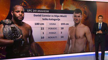 Vlado Boban najavljuje UFC 241