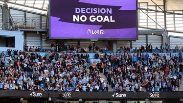 VAR na utakmici Manchester City - Tottenham