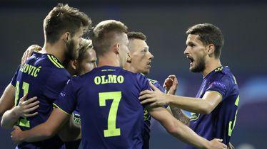 Dinamo slavi pogodak