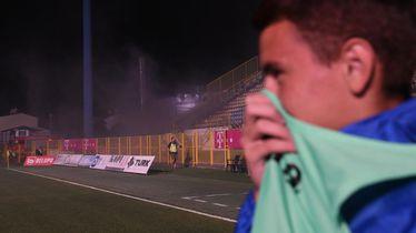 Prekinuta utakmica u Zaprešiću