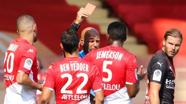 Monaco - Nimes, isključenje Jemersona