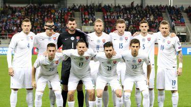 Slovačka reprezentacija